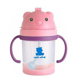 Cute Bear Infant Sippy Cups Baby Sippy Cup Children Drinking