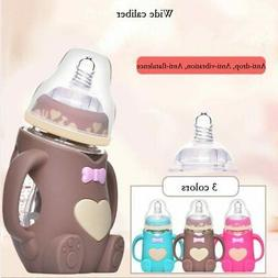 Cute Training Sippy Cup with Bear Design