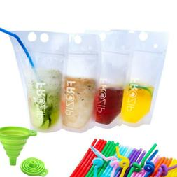 Deluxe 50-Pcs Disposable Drink Container Set By FroZip – D