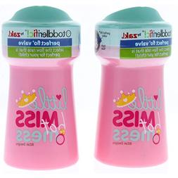 2 Pk. Zak Designs Toddlerific Perfect Flo Toddler Cup with H