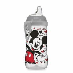 NUK Disney Active Sippy Cup, Mickey Mouse, 10oz 1pk