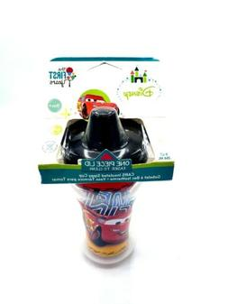 Disney Baby The First Years Insulated Sippy Cup Cars Lightni
