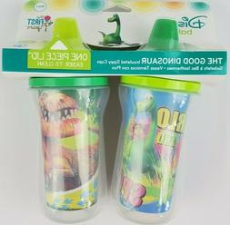 First Years Disney The Good Dinosaur 2 Pack 9 Ounce Insulate
