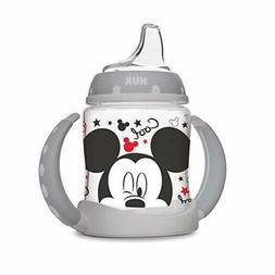 disney learner sippy cup mickey mouse 5oz