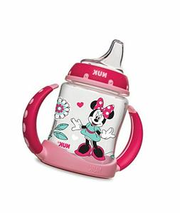 NUK Disney Learner Sippy Cup, Minnie Mouse, 5oz 1pk OPENBOX