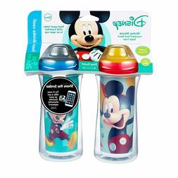 The First Years Disney Mickey Mouse Insulated Hard Spout Sip