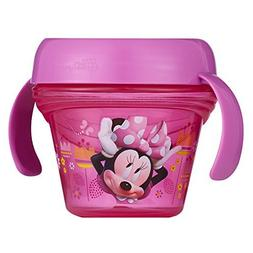 The First Years Disney Baby Mickey Mouse Spill-Proof Snack B