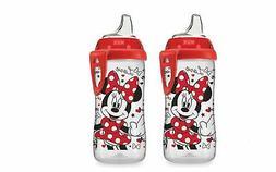 NUK Disney Minnie Mouse Active Cup, 10-Ounce