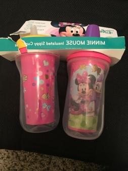 The First Years Disney Minnie Mouse Insulated Sippy Cup 9 Oz