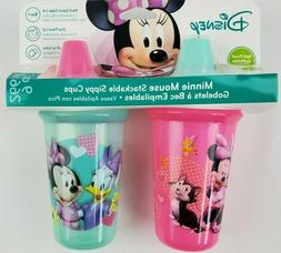 The First Years Disney Minnie Mouse Stackable Sippy Cup 9 Oz