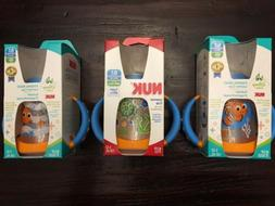 Disney Nemo Nuk Sippy Cup Handles Learner Training Spill Pro