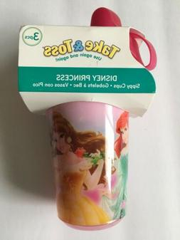 The First Years Disney Take & Toss Sippy 10 Ounce 3 Pack Pri