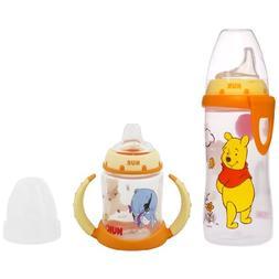 NUK Disney Winnie the Pooh 10 Ounces Active Cup Silicone Spo