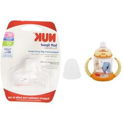 NUK Disney Winnie The Pooh 5-Ounce Learner Cup with Silicone