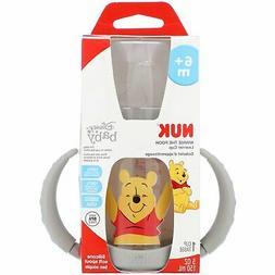 NUK Disney Winnie the Pooh 5 Ounces Learner Cup Silicone Spo