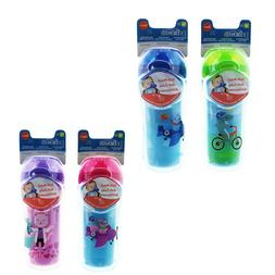 Dr. Brown's Insulated 10 oz. Drink Sport Straw Sippy Cups 12
