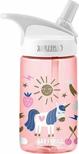 CamelBak Eddy 0.4-Liter Kids Water Bottle – Easy to Use fo