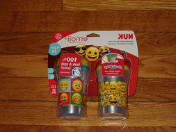 NUK Emoji Insulated Hard Spout Sippy Cup