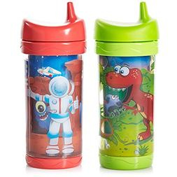 Evenflo Feeding Fun Sip and Seek Leak-Free Insulated Sippy C