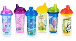 Baby Feeding - Nuby - 9oz Insulated No-Spill Hard Spout Cup