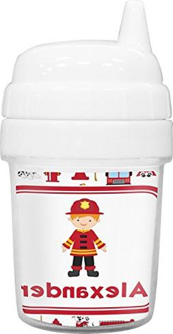 Firefighter Baby Sippy Cup