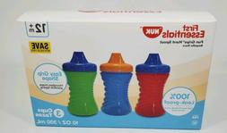 NUK First Essentials.10 OzFun Grips Hard Spout Sippy Cup, 3