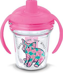Tervis 6 oz. My First Tervis Love You Pig Time Sippy Cup 6 o