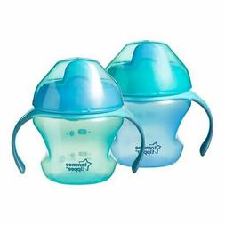 Tommee Tippee First Sips Transition Cup, 5 Ounce, 2 Count