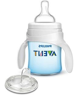 Philips AVENT My First Transition Cup, Blue, 4 Ounce
