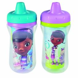 The First Years Disney Girls Doc McStuffins Insulated Sippy