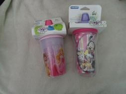 First Years Disney Minnie Mouse & Princess Insulated 9 Oz. S