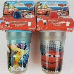 first years disney pixar cars insulated sippy