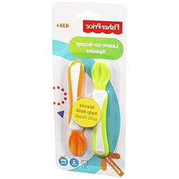 Fisher Price Training Spoons  -- Learn to Scoop Spoons