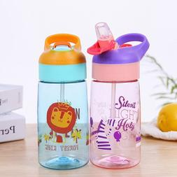<font><b>Kids</b></font> Drinking Cartoon Water Bottles Stra