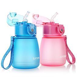 UPSTYLE Food-Grade PC Material Portable Children Mini Water