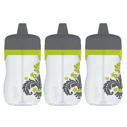 Thermos Foogo 11-Ounce Hard Spout Sippy Cup 3-Pack Bundle