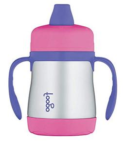 Foogo Phases 11 oz Leak Proof Sippy Cup in Pink