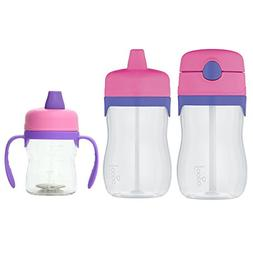 Thermos Foogo Sippy Cup Drink Bottle and Straw Drink Bottle