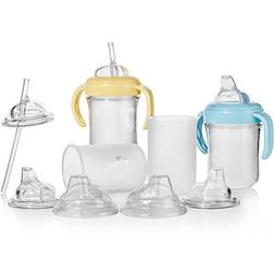 Fully Silicone Sippy Cups with NEW BPA FREE Design | BEST IN