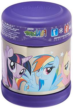 Thermos 10 Ounce Funtainer Food Jar, My Little Pony
