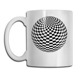 Geometry Home Ceramic Mug,Coffee/ Tea Cup,A Best Gift