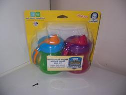 Gerber fun grips with handles sippy cups new  new