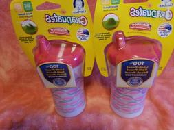 Gerber Graduates made by NUK Sippy Cup 12+ Months 10oz, 2 Pa