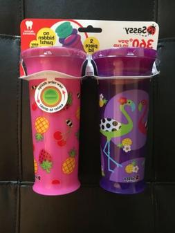 girls 360 grow up sippy cup 2