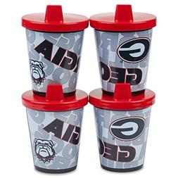 On-The-Go Sippy Cup | Official NCAA University of Georgia Li