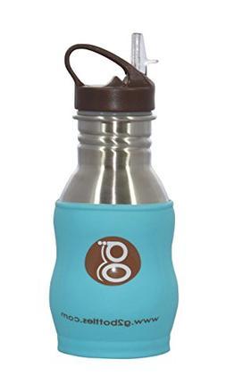 Goo Goo Baby Improved G2 WAVE Stainless Steel Drink Bottle w