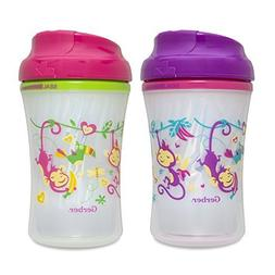 Gerber Graduates Advance Developmental Insulated Cup Like Ri