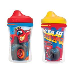 New Gerber Graduates Blaze & Monster Machines 2 pack 9 ounce