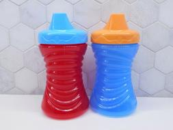 Gerber Graduates Fun Grips Sippy Cup, Assorted Colors, 10oz