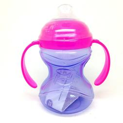 Nuby GRIP N SIP Sippy Cup 8 oz